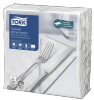Tork Serviette de Table Gaufrée, Blanc pliage 1/8