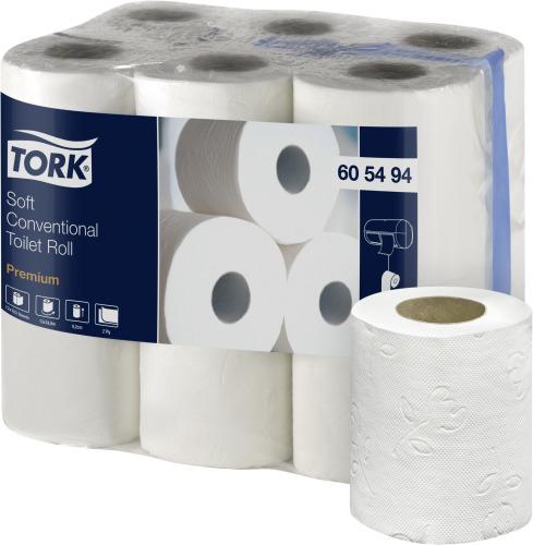 Tork Papel Higiénico Convencional Soft - 2 Folhas