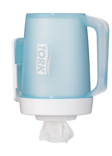 Tork Dispenser Bärbar Mini Centrummatad