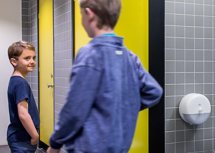 Lifestyle - Washroom - Xpress H2 - Education - Children