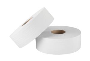 Higiénico en Bobina Tork Universal Jumbo Maxi 6s/500, Hoja Sencilla