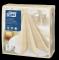Guardanapo de Jantar Tork Premium Linstyle® Creme