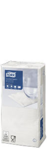Tork Serviette Cocktail, Blanc