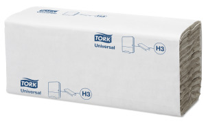 Tork C-fold papierové utierky