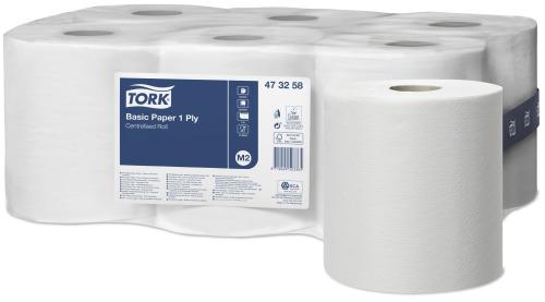 Tork Papier Basic 1pli