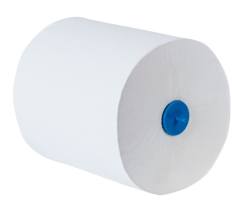 Tork Toalla en Rollo Advanced Blanca Hoja Doble 6 pz / 180 mts