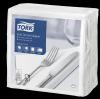Tork Soft White Dinner Napkin