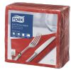 Tork Serviette Dinner, Rouge cerise
