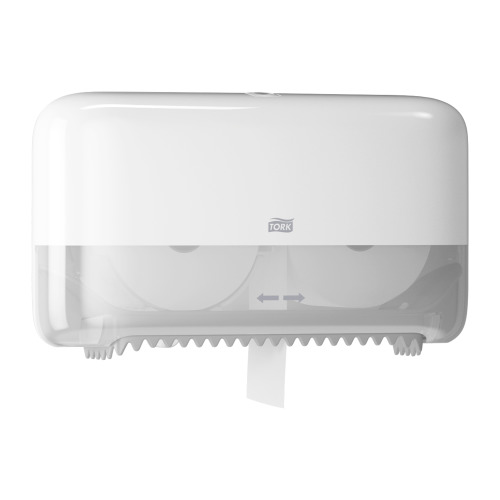 Tork Coreless Midsize Toilet Roll Dispenser