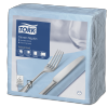 Tork Light Blue Dinner Napkin