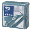 Tork Blue Green Dinner Napkin