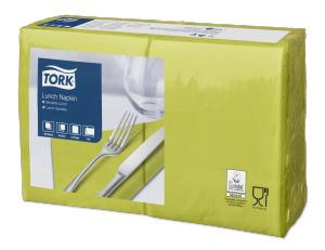 Tork Serviette Lunch, Citron vert