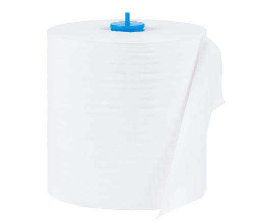 Tork Toalla en Rollo Premium Blanca Hoja Sencilla 6 pz/ 230 mts