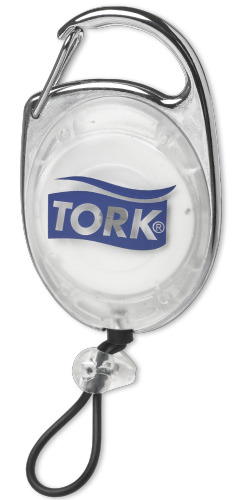 Tork Klips for 80 ml hånddesinfisering