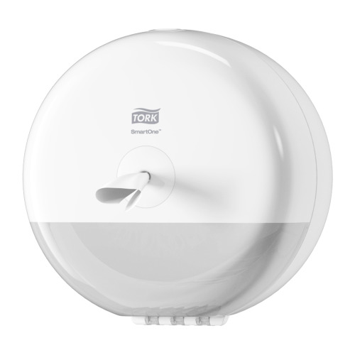 Tork SmartOne® Mini Toilet Roll Dispenser White