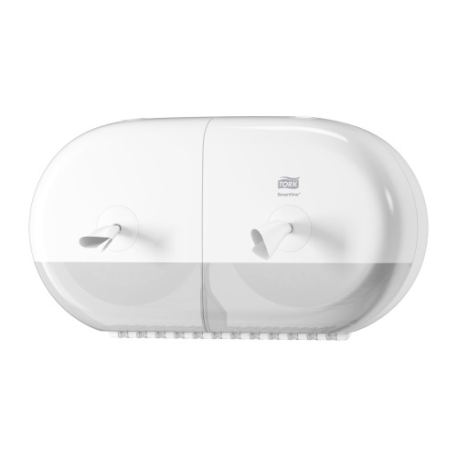Tork SmartOne® Dispenser Twin Mini Toiletpapir