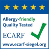 ECARF allergy friendly 4864