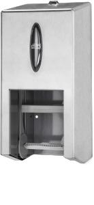 Tork Twin Coreless kahe keskmise suurusega südamikuta rulltualettpaberi jaotur