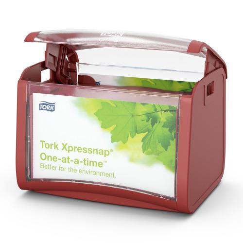 Tork Xpressnap® stolní zásobník na ubrousky