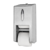 Tork Twin Coreless Mid-size Toilet Roll Dispenser