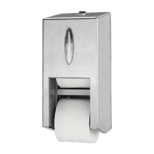 Tork Twin Hylsefri Mid-Size Toalettrulldispenser