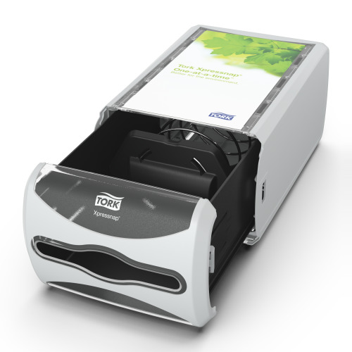 Tork Xpressnap® Dispenser da banco per tovaglioli intercalati