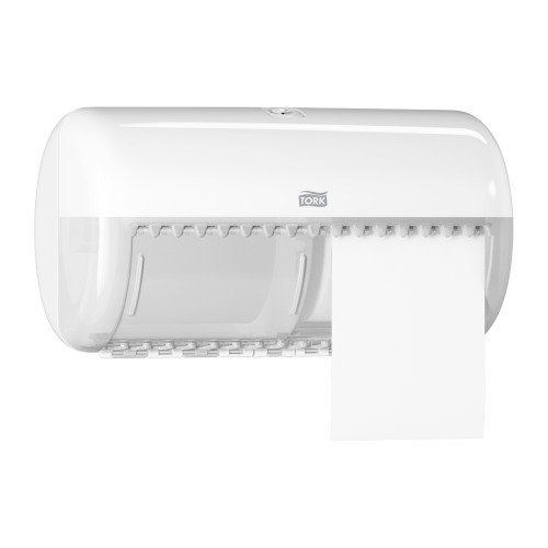 Tork Distributeur de Papier Toilette Rouleau Traditionnel