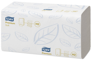 Tork Xpress® Essuie-mains interfoliés Doux