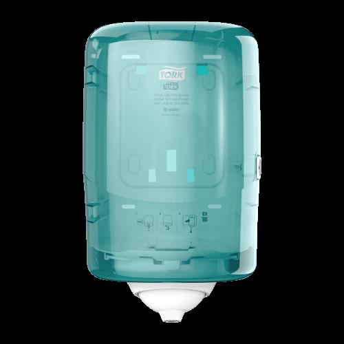 Tork Reflex® Dispenser Mini Centrummatad med arkmatning, M3