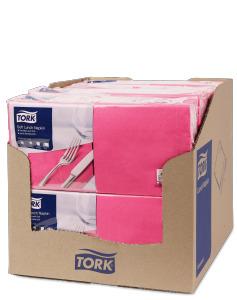 Tork Soft Lunchservietten Pink