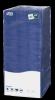Tork салфетки 25 темно-синие