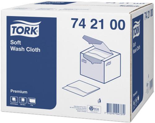 Tork Myk Vaskeklut Premium