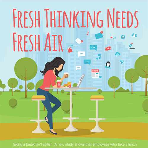 Fresh Thinking 18 x 24